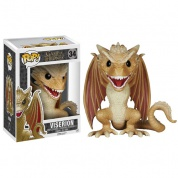 Funko POP! Game Of Thrones - Viserion Oversized Vinyl Figure 15cm