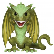 Funko POP! Game Of Thrones - Rhaegal Oversized Vinyl Figure 15cm