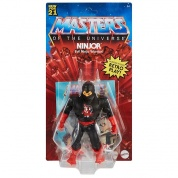 Mattel - Masters of the Universe Origins Actionfigur (14 cm) Ninjor