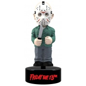 Friday The 13th - Jason Voorhees Body Knocker 15cm Solar Powered Bobble