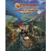 5th Edition Role Playing - Monsters & Treasure of Aihrde - EN