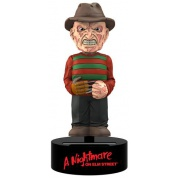 Nightmare On The Elm Street - Freddy Krueger Body Knocker 15cm Solar Powered Bobble