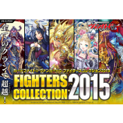 Cardfight!! Vanguard - Fighters Collection 2015 - Booster Display (10 Packs) - JP