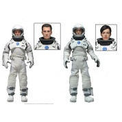 Christopher Nolan's Interstellar - Cooper & Brand Clothed Deluxe Action Figures 20cm Limited Edition 2-Pack