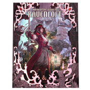 D&D Van Richten's Guide to Ravenloft Alt Cover HC (WPN Stores) - EN