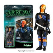 Funko ReAction Arrow - Deathstroke Vinyl Figure 10cm