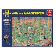 Jan van Haasteren - Chalk Up! - 1500 Teile