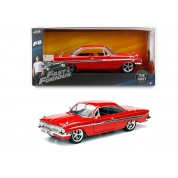 Fast & Furious 1961 Chevy Impala 1:24