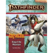Pathfinder Adventure Path: King of the Mountain (Fists of the Ruby Phoenix 3 of 3) (P2) - EN