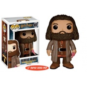 Funko POP! Movies Harry Potter - Rubeus Hagrid Oversized 15cm