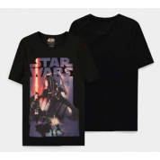 Star Wars - Darth Vader Poster - Men's Short Sleeved T-shirt