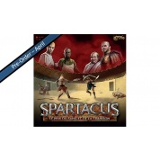 Spartacus Board Game (2021) - FR