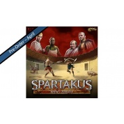 Spartacus Board Game (2021) - PL