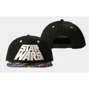 Star Wars - All-Over Print Poster - Snapback Cap