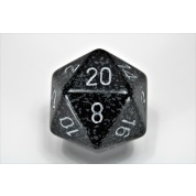 Chessex Speckled 34mm 20-Sided Dice - Ninja