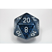 Chessex Speckled 34mm 20-Sided Dice - Stealth
