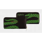 Warner - Harry Potter - Slytherin Zip Around Wallet