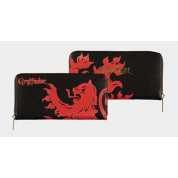 Warner - Harry Potter - Gryffindor Girls Zip Around Wallet