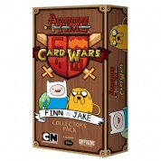 Adventure Time Card Wars Collector's Pack #1 - Finn vs Jake - EN
