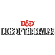 D&D Icons of the Realms Miniatures: Snowbound Frost Giant and Mammoth Premium Set (Set 19) - EN