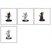 D&D Nolzur's Marvelous Miniatures: Tiefling Sorcerer Female (2 Units) - EN