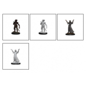 WizKids Deep Cuts: Plague Doctory & Cultist (2 Units) - EN