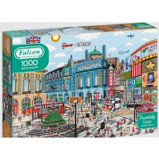 Falcon Contemporary Piccadilly Circus 1000pcs