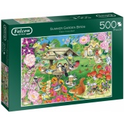 Seasonal Garden Birds - 500 XL Teile