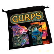 GURPS 4th Edition Dice Bag