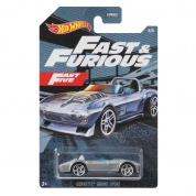 Hot Wheels Fast & Furious Assortment (24)