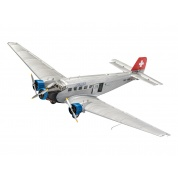 Junkers Ju52/3m Civil (1:72) - EN/DE/FR/NL/ES/IT