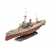 HMS Dreadnought (1:350) - EN/DE/FR/NL/ES/IT