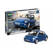 VW New Beetle (1:24) - EN/DE/FR/NL/ES/IT