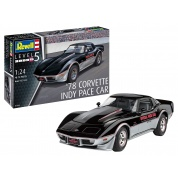 78 Corvette Indy Pace Car (1:24) - EN/DE/FR/NL/ES/IT