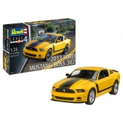 2013 Ford Mustang Boss 302 (1:25) - EN/DE/FR/NL/ES/IT
