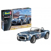 62 Shelby Cobra 289 (1:25) - EN/DE/FR/NL/ES/IT