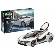 BMW i8 (1:24) - EN/DE/FR/NL/ES/IT