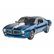1970 Pontiac Firebird (1:24) - EN/DE/FR/NL/ES/IT