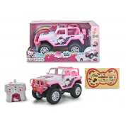 Hello Kitty RC Jeep Wrangler 1:16