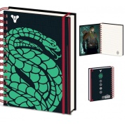 Destiny (Gambit) Notebook