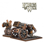 Kings of War: Ratkin Shredder Warengine - EN