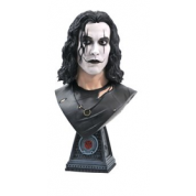 THE CROW LEGENDS IN 3D CROW 1/2 SCALE BUST
