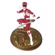 POWER RANGERS RED RANGER 1:8 SCALE PVC STATUE