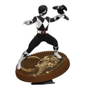 POWER RANGERS BLACK RANGER 1:8 SCALE PVC STATUE