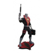 GI JOE DESTRO 1:8 SCALE PVC STATUE