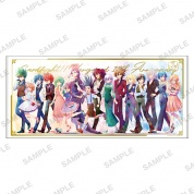 Cardfight Vanguard!! Graphic Grand Towel (200cm) 10th Anniversary