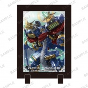 Cardfight!! Vanguard Stand Frame: Silver Thorns Dragon Master Lukie