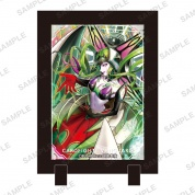 Cardfight!! Vanguard Stand Frame: Hundred Harmful Queen Darkface Grodola