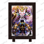 Cardfight!! Vanguard Stand Frame: Black Lacquer Sage Isabelle