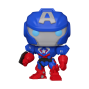 Funko POP! Marvel Mech - Captain America Vinyl Figure 10cm